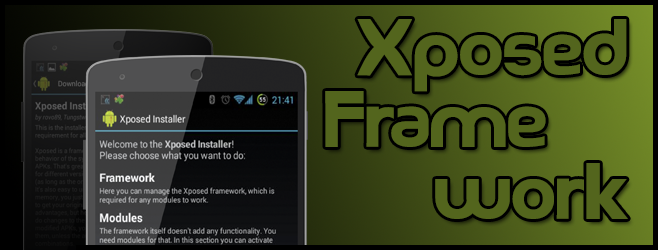 Xposed Framework : La herramienta definitiva