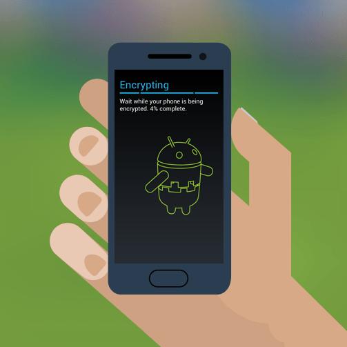 Nexus 6 cifrado