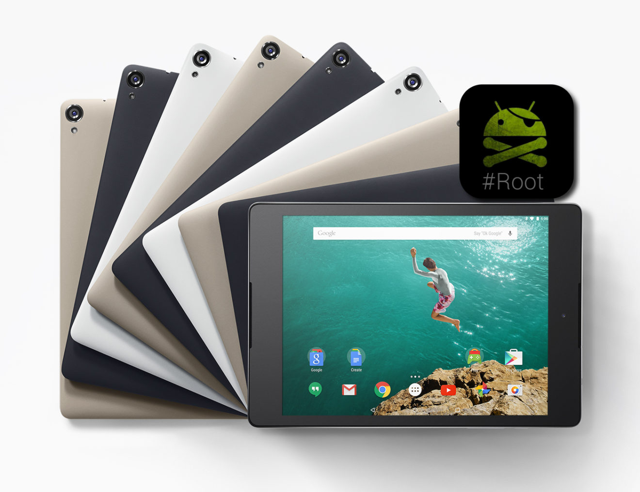 Rootear nexus 9 HTC root