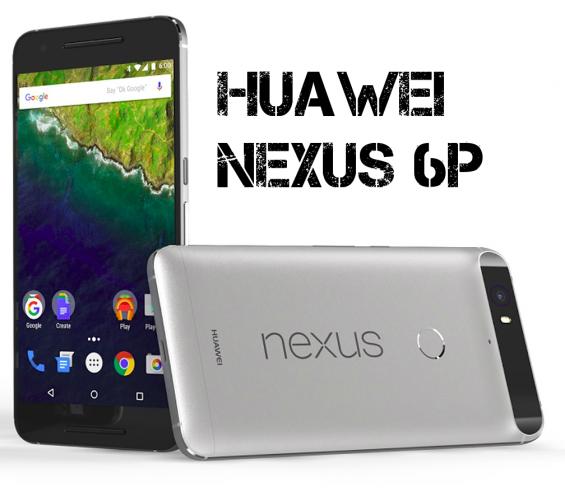 Nexus 6P, la alta gama de la mano de Google y Huawei