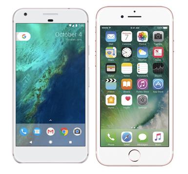 Android bate récord de popularidad en smartphones debido a la caída de ventas del iPhone