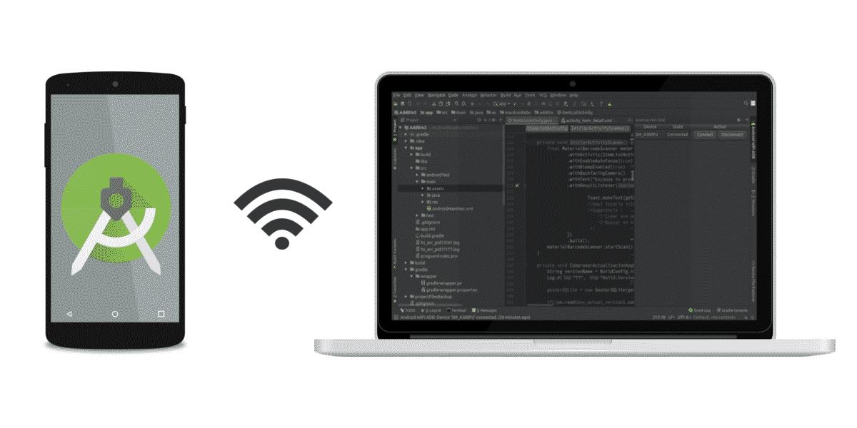 Como depurar tus aplicaciones por wifi