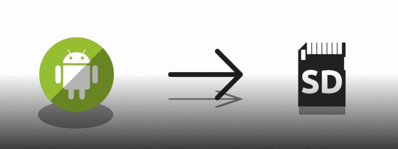 Cómo instalar tu aplicación en la memoria externa