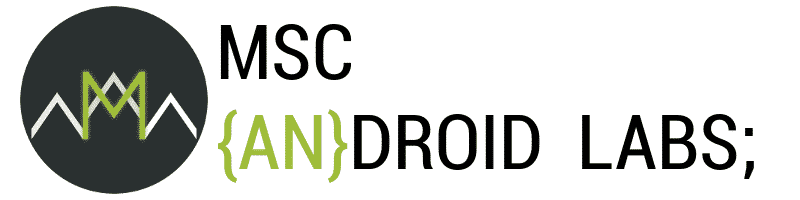 MSC Droid Labs